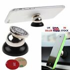 Universal Rotating 360° Magnetic Car Dash Office Desk Mobile Phone Tablet Holder