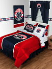 Washington Wizards Comforter Bedskirt & Sham Twin Full Queen King Size