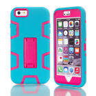 Protection Kickstand Rugged Shockproof Phone Case Cover For Apple iPhone 6 Plus