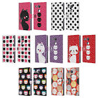 HEAD CASE DESIGNS CATS AND DOTS LEATHER BOOK WALLET CASE COVER FOR LG NEXUS 5X