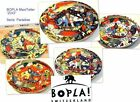 ZOO BOPLA porcelain maxi plate maxi pate Pizza plate XXL diner plate 31cm