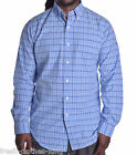 Polo Ralph Lauren Men's $125 Blue Casual Plaid Button Up Shirt Choose Size