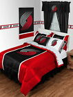 Portland Trail Blazers Comforter & Pillowcase Twin Full Queen King Size