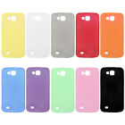 Thin 0.3mm Semi Clear Matte Case Cover For Samsung Galaxy Premier i9260