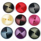 Windmill 2 Hole Round Buttons - Colour and Size Choice