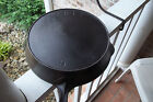 (PRE GRISWOLD) ERIE CAST IRON SKILLET, PAN NO. 9 , SECOND SERIES