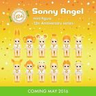 JAPAN SONNY ANGEL 2016 12TH ANNIVERSARY  SERIES MINI FIGURE W/ SEAT -FREE SHIP!