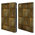 OFFICIAL HBO GAME OF THRONES GOLDEN SIGILS LEATHER BOOK CASE FOR APPLE iPAD
