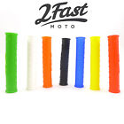 2FastMoto Silicone Lever Grips Covers Boots Custom Street Bike Cruiser Triumph $6.61 USD on eBay