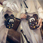 1x Handbag Mouse Cross Body Tote Chain Purse Bag Shoulder Strap Girly Girly 52HT