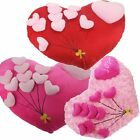 Bouquet of love bowknot heart 40CM hold Decorative Bed Pillow Home decoration