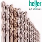 GERMAN HELLER HSS-CO COBALT 1mm - 10mm SPECIALIST DRILL BIT FOR DRILLING METAL