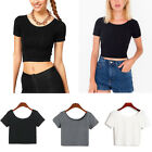 Tops Short Sleeve Women Blouse Fashion T-Shirt New Cotton Girl Vest Sexy