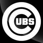 Chicago Cubs Single Color Decal Sticker - TONS OF OPTIONS