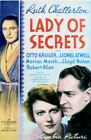 Lady Of Secrets Ruth Chatterton Otto Kruger Lionel Atwill 24x36 Poster(60x91cm)