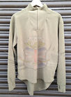 BRITISH ARMY SURPLUS ISSUE G1 PCS THERMAL SAGE GREEN FLEECE ZIP NECK TOP-SAS/RM