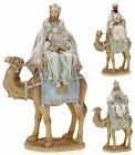 45cm Nativity Figure 3 Kings Contemporary3 Wise Men with Gold Frankincense&Myrrh