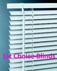 ALUMINIUM PURE WHITE METAL VENETIAN BLIND MADE TO MEASURE WINDOW BLINDS