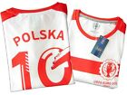 DEURO54: Poland Euro 2016 TEE authentic licensed t-shirt - polish jersey POLSKA
