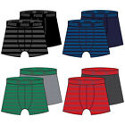 4PACK 6PACK 8PACK 10PACK PUMA 651001001 STRIPED 15 Boxer Boxershort Unterhose
