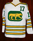 CHICAGO COUGARS WHA RETRO HOCKEY JERSEY 1970s STYLE SEWN NEW ANY SIZE
