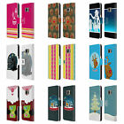 HEAD CASE MIX CHRISTMAS COLLECTION LEATHER BOOK CASE FOR SAMSUNG GALAXY S7