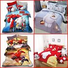 "New kids ""Big Hero 6"" Banmax single/Double/Queen/king Quilt cover set"