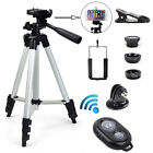 EEEKit Extend Tripod Phone Holder+Bluetooth Remote+Micro Fisheye Wide Angle Lens