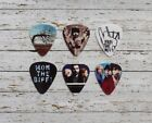 BIFFY CLYRO custom electric or acoustic guitar plectrums picks