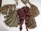 *Lee Jofa France Monte Carlo Double Tassel Tie-Backs  Value $398 T2000172