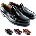 Mens G.H. Bass Larson Slip On Smart Penny Loafer Flat Leather Shoes UK Size 7-13