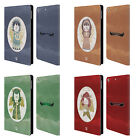 HEAD CASE DESIGNS CHRISTMAS ANGELS LEATHER BOOK CASE FOR APPLE iPAD MINI 4