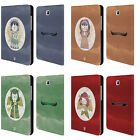 HEAD CASE CHRISTMAS ANGELS LEATHER BOOK WALLET CASE FOR SAMSUNG GALAXY TAB A 8.0