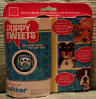 New Puppy Tweets Twitter Electronic Dog Tag Pink Or Blue Mac Or Pc Compatible
