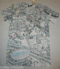 PRIMARK MEN'S OFFICIAL THE SIMPSONS  SPRINGFIELD T SHIRT TEE TOP NEW UK XS - S