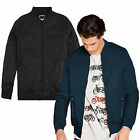 Brave Soul Sanjay Mens Padded Bomber Jacket New MA1 Harrington Zip Up Coat