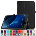 Внешний вид - Samsung Galaxy Tab A 10.1 Case Leather Cover With Auto Wake/Sleep SM-T580NZKAXAR
