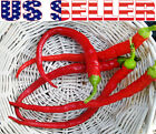 30+ ORGANICALLY GROWN Sweet Cayenne Pepper Seeds Heirloom NON-GMO Delicious! USA