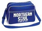 Northern Soul Sports Shoulder Bag, Soul, Motown, Ska, Reggae, Scooter, Life