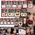 Adult Tinsley Halloween Special Effects FX Make Up Body Art Burns Scratches Gore