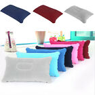 Comfortable Double Sided +Inflatable Pillow Mat Cushion Nap Sleep Picnic Travel