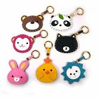 Faux Leather Cute Animal Handbag Bag Charm Accessory Coin Purse Fashion Gift New