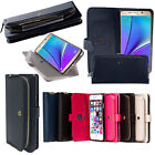New Monica Zipper POUCH Bag Wallet Coin Card Pocket Leather Case for LG G4 G5