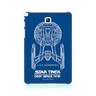 OFFICIAL STAR TREK SHIPS OF THE LINE DS9 HARD BACK CASE FOR SAMSUNG TABLETS 1
