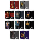 STAR TREK ICONIC CHARACTERS TNG LEATHER BOOK CASE FOR SAMSUNG GALAXY TABLETS