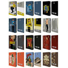 STAR TREK ICONIC CHARACTERS TOS LEATHER BOOK CASE FOR SAMSUNG GALAXY TABLETS
