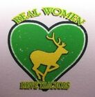 Dixie TShirt Real Women Drive Tractors Redneck Southern Belle Farm Rebel Country