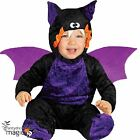 New Childs Baby Bat Animal Kids Boys Girls Halloween Fancy Dress Costume Outfit