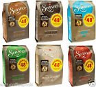 048 x Douwe Egberts Senseo Coffee Pods / Pads - 6 Flavours To Choose From
