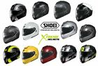 Shoei Neotec Flip Up Modular Motorcycle Helmet DOT Approved